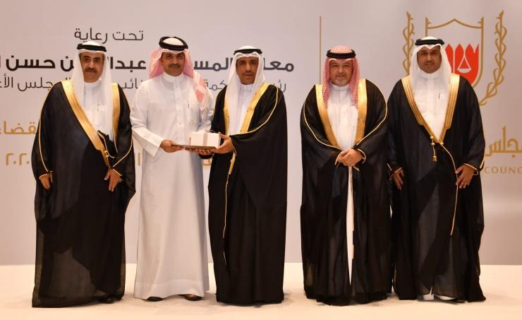 المجلس الأعلى للقضاء يحتفل بالعام القضائي الجديد
