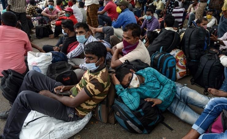 الهند تسجل أكثر من 414 ألف إصابة جديدة بكورونا في زيادة قياسية يومية
