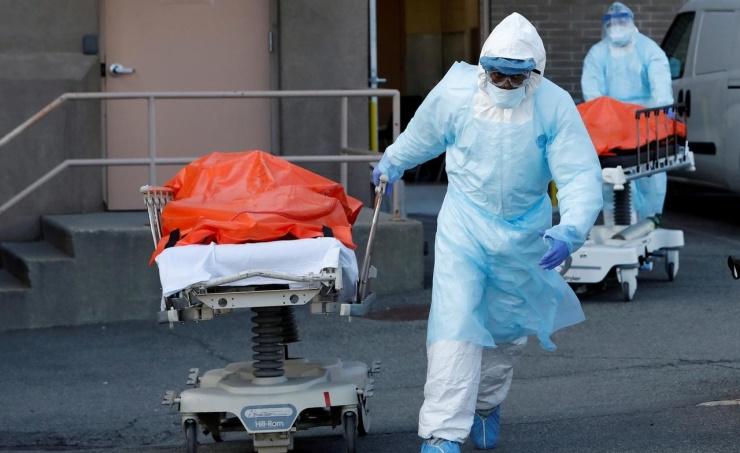 ألمانيا تسجل 982 وفاة وأكثر من 13 الف إصابة جديدة بكورونا