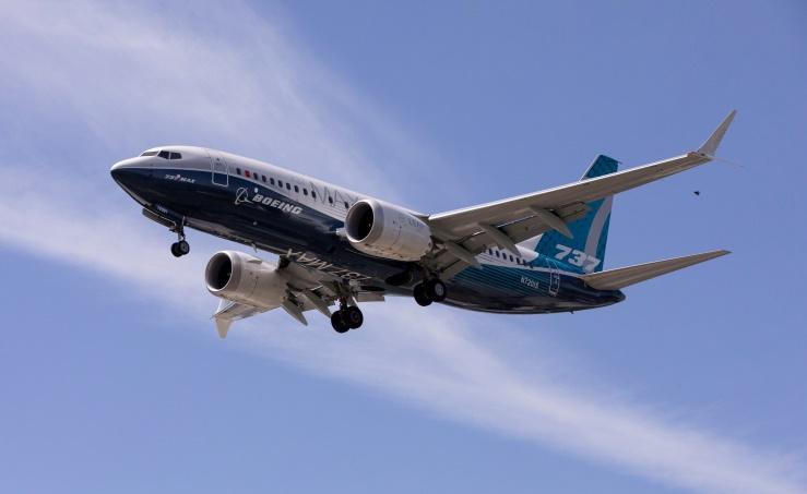Boeing 737 Max 8 Onnettomuus