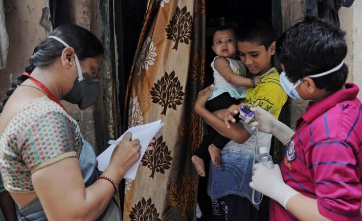 الهند تسجل 276110 إصابات جديدة بفيروس كورونا