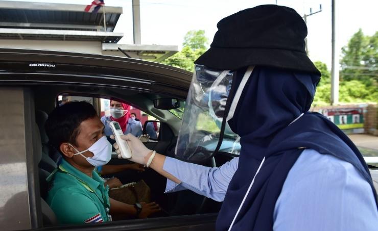 تايلاند تسجل 312 وفاة و 20515 حالة إصابة جديدة بكورونا
