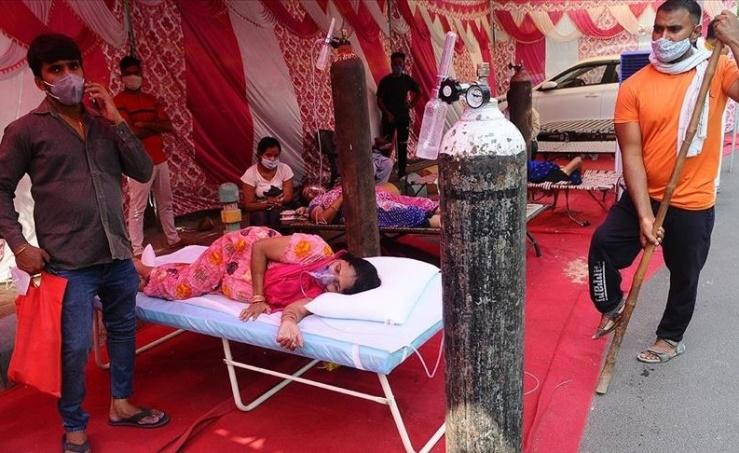 الهند: 44 ألفا و 111 إصابة جديدة بكورونا