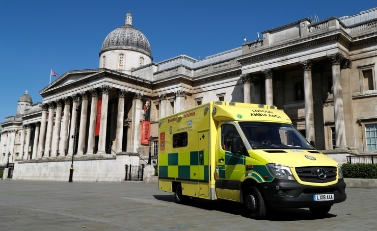 بريطانيا تسجل 31914 إصابة بكورونا و40 حالة وفاة